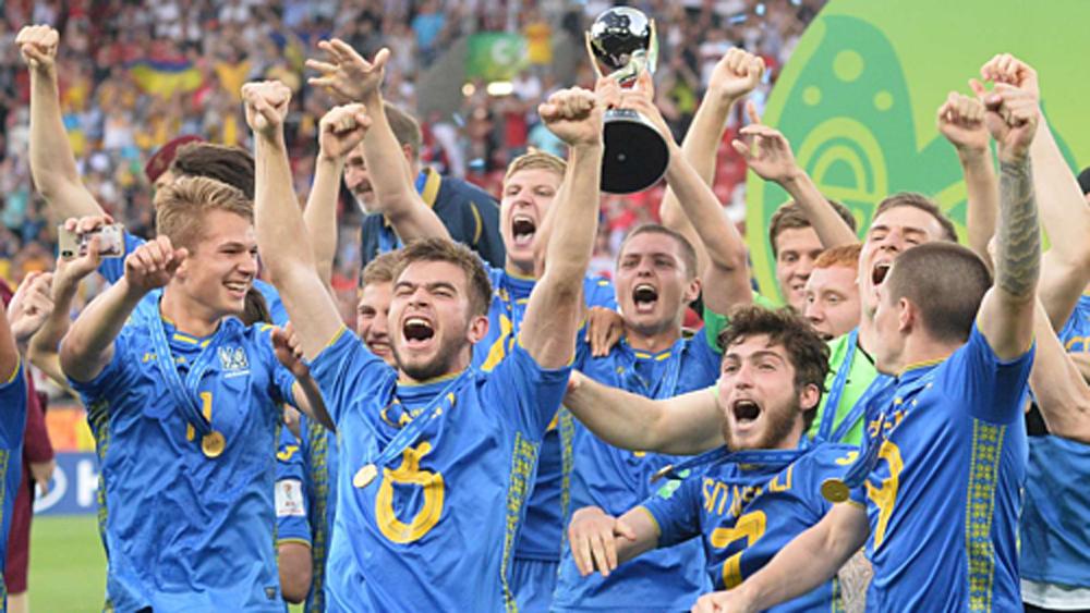 Video diễn biến trận Ukraina vô địch U20 World Cup